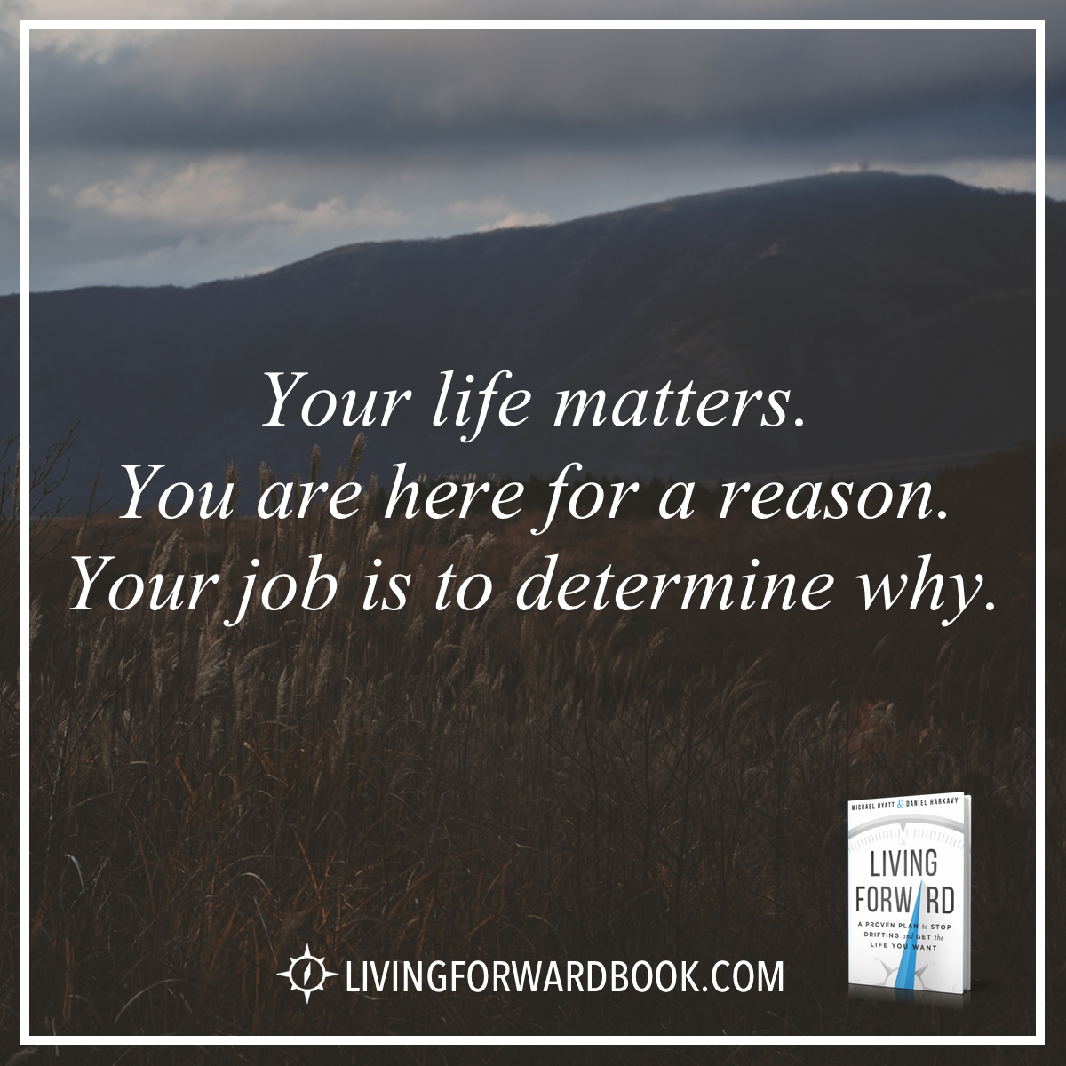 Share Page for Living Forward by Michael Hyatt and Daniel Harkavy